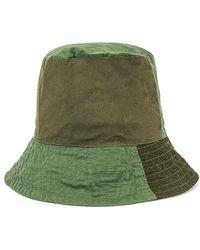 2079145f Engineered Garments - Bucket Cotton Ripstop Hat - Lyst