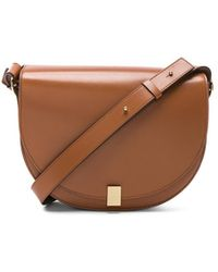 Victoria Beckham - Half Moon Box Shoulder Bag - Lyst