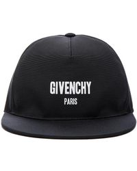 Givenchy | Logo Hat W/embroidered Flowers | Lyst
