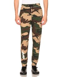 Off-White c/o Virgil Abloh - Off Joggers - Lyst