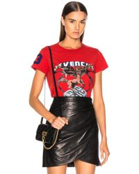Givenchy - Logo Graphic Tee - Lyst