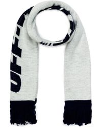 Off-White c/o Virgil Abloh - Wing Off Scarf - Lyst
