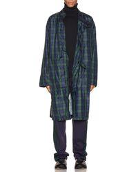 Engineered Garments Mg Coat - Blue