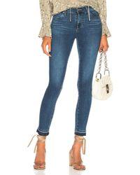 AG Jeans - Legging Ankle Jean - Lyst