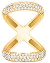 Carbon & Hyde - Olympus Knuckle Ring - Lyst