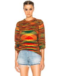 The Elder Statesman - For Fwrd Dipped Picasso Sweater - Lyst