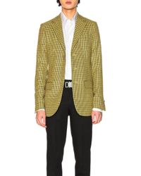 Raf Simons - Elongated Blazer - Lyst