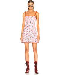 d799d9d8 Lyst - MILLY Alexis Sequin Camisole Dress