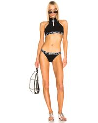 Off-White c/o Virgil Abloh Active Zip Bikini Set
