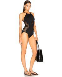I.D Sarrieri - Cutout Swimsuit - Lyst