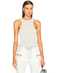 Unravel - Racer Tank Top - Lyst