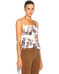 Brock Collection | Tabby Top | Lyst