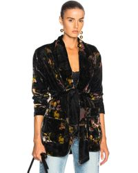 Mother - Wrap Up Jacket - Lyst