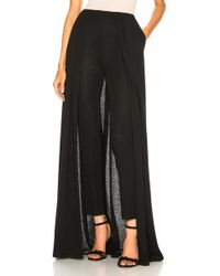 Hellessy - River Trousers In Black - Lyst