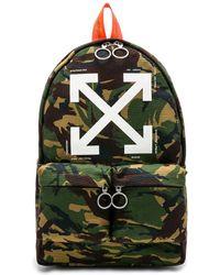 Off-White c/o Virgil Abloh | Arrows Backpack | Lyst