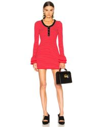 Philosophy Di Lorenzo Serafini - Ruffle Sleeve Mini Dress - Lyst