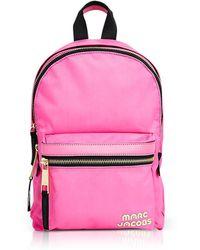 Marc Jacobs - Trek Pack Medium Nylon Backpack - Lyst