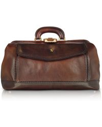 Pratesi - Genuine Leather Doctor Bag - Lyst