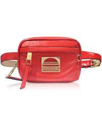 Marc Jacobs - Genuine Leather Sport Belt Bag - Lyst