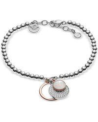 Emporio Armani - Egs2362040 Signature Women's Bracelet - Lyst