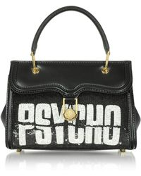 Olympia Le-Tan - Mini Ma Psycho Satchel Bag - Lyst