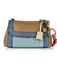 Marc Jacobs - Vintage Blue The Colorblocked Mini Boho Grind - Lyst