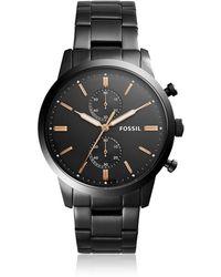 Fossil - Fs5379 Townsman Men's Watch - Lyst