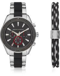 Emporio Armani - Ax7106 Enzo Men's Watch - Lyst