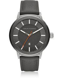 Armani Exchange - Aix Men's Watch - Lyst