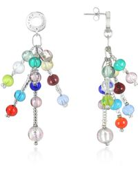 Antica Murrina | Prestige - Murano Glass Pearl Drop Earrings | Lyst
