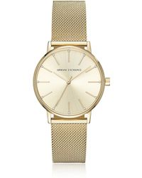 Armani Exchange - Ax5536 Lola Women's Watch - Lyst