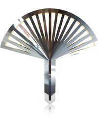Vojd Studios | Phase Precious Fan Sterling Silver Ring | Lyst