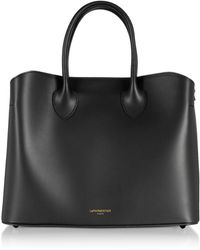 Le Parmentier - Jackie Leather Tote Bag - Lyst