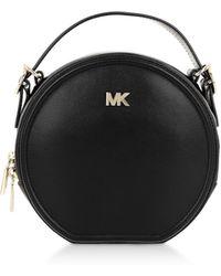 Michael Kors - Delaney Canteen Medium Messanger Bag - Lyst