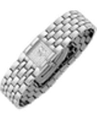 Raymond Weil | Ladies' Diamond Pave Dial Stainless Steel Watch | Lyst