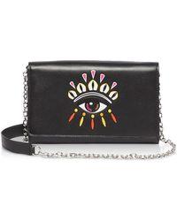 KENZO - Paris Eye Wallet Clutch - Lyst