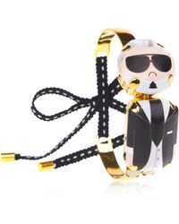 Bijoux De Famille - Karl Mini Choker Bracelet - Lyst