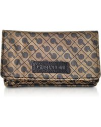 Gherardini - Signature Fabric Softy Small Pouch - Lyst