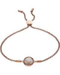 Emporio Armani - Egs2568221 Signature Women's Bracelet - Lyst