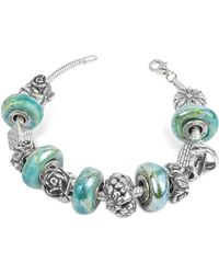 Tedora - Sterling Silver Garden Bracelet - Lyst