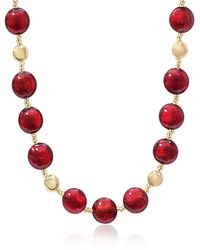 Antica Murrina - Frida - Murano Glass Bead Necklace - Lyst