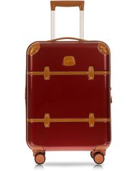 Bric's - Bellagio V2.0 21 Red Carry-on Spinner Trunk - Lyst