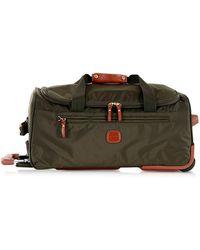 Bric's - X-travel Medium Rolling Duffle Bag - Lyst