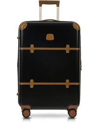 Bric's - Bellagio V2.0 27 Black-Tobacco Spinner Trunk - Lyst