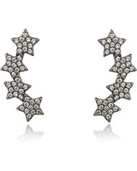 FEDERICA TOSI - Lobo Multi Stars Earrings - Lyst