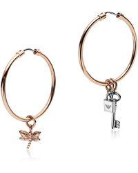 Emporio Armani - Egs2579221 - Women's Earring - Lyst
