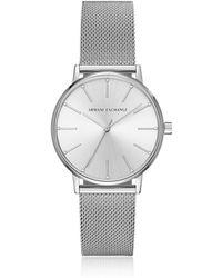 Armani Exchange - Ax5535 Lola Women's Watch - Lyst