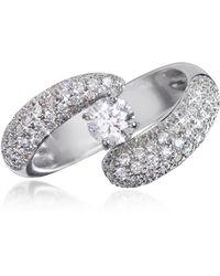 FORZIERI - Diamond 18k Gold Ring - Lyst