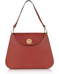 Coccinelle - Jalouse Leather Shoulder Bag - Lyst