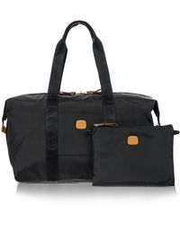 Bric's - X-bag Medium Foldable Last-minute Holdall In A Pouch - Lyst